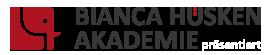 Logo Bianca Huesken Akademie